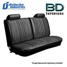 1970 Chevelle Coupe Front Rear Bench Seat Covers Any Color Disitnctive Ind