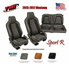2015 - 2017 Mustang Coupe Frontrear Seat Sport R Upholstery Foam Kit By Tmi