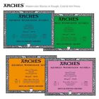 Arches Watercolor Paper Blocks For Artist - Professional Preorder
