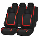 Universal Car Seat Cover Polyester Fabric Auto Seat Cover Protector Accessories
