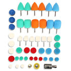 Spta Mini Polishing Pads Buffing Pads For Auto Car Polisher Grinder Rotary Tool
