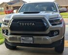 2016-2021 Toyota Tacoma Trd Pro Front Grille Overlay Decal