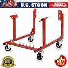1000lb Ton Auto Engine Cradle Heavy Duty  Engine Repiar Stand For Chevy Ford Us