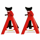3612 Tons Jack Stands 4 Legged Steel Base Heavy Duty For Car Truck Auto 2 Pc