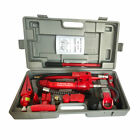 410 Ton Portable Power Hydraulic Jack Heavy Duty Steel For Auto Frame Repairing