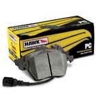 Hawk Ap Racingalcon Performance Ceramic Racing Front Brake Pads W0.710in Thic