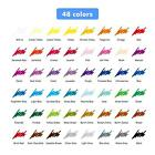 24-72 Pieces Colored Pencils Marco Harmless Oil Pastel Artist Sketching Drawing