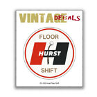 Hurst Performance Floor Shift Racing Shifter Vintage Decal Collection