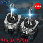 D1s D1r D1c 35w 6k 8k 10k Oem Hid Xenon Headlight Light Bulbs Replace Lamps