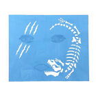 Face Paint Stencils Reusable Soft Great For Parties Birthdays Halloween