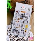 20styles Sonia Suatelier Diary Deco Stickers Decoration Labels Scrapbook Journal