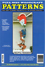 Choice The Winfield Collection Full Size Woodcraft Patterns Santa Christmas Elv
