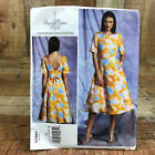 Vogue Tracy Reese V1397 Dress Pattern American Designers Size 6-14 Or 14-22