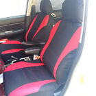 Universal Pu Leather Auto Car Seat Cover 5 Seats Full Wraped Cushion Wn Pillows