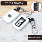 Car Key Fob Case Cover Keychain For Car Remote Key Case Toyota 34 Buttons