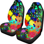 Car Seat Covers 2 Pcs Cool Animal Design Universal Fit Front Seat Protector Hot