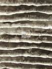 Faux Fake Fur Stripe French Tissavel Like Fabric - 5 Colors - 60 Wide By Yard