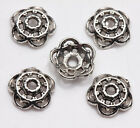 Lot New 200pcs Tibet Silver Metal Spacer Bead Caps 6789mm Jewelry Findings