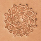Celtic Plastic Emboss Plate. Various Sizes. For Stamping Veg Tan Tooling Leather