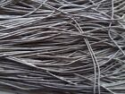 Metal Tube 170 Inch French Metal Wire Coil Bullion Purl Smooth Regular Smooth