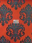 Reversible Damask Chenille Jacquard Drapery Upholstery Fabric Sofa Curtain Decor