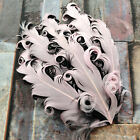 Pretty 1pcs Nagorie Pads Curly Goose Feather Pads For Headband Hair Accessories