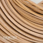 Round Genuine Leather Cord For Diy Jewelry Necklace Bracelet Making String