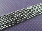 24 Ball Chain Necklaces - Gold Silver Bronze Copper Mix - 2.4mm 3.2mm 20 50 100