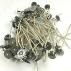 Candle Wicks 50 Qty Pre-tabbed Heinz Cotton Cd 5-12 Small Med Large Or Assorted