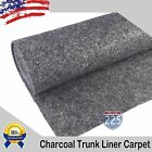 Blackcharcoaltan Un-backed Automotive Trunk Liner Carpet 54 Wide -by The Yard