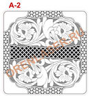 Sheridan Leather Embossing Plate 11 Designs For Stamping Vegtan Tooling Leather