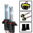 Two Hid Kit S Xenon Light Replacement Bulb H4 H7 H11 9006 H1 H3 880 5202 9145