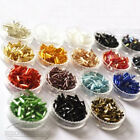 Lots 600pcspack 6mm Long Glass Bugle Tube Seed Beads For Diy Jewelry Making Hot