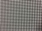 Houndstooth Retro Fabric For Automotive General Seating Sold By The Yard