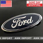 Ford 2004-2014 F150 Front Grille Tailgate Emblem Oval Badge Nameplate 7 9 Inch