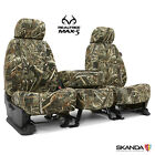 Realtree Max-5 Camo Tailored Seat Covers For Gmc Sierra - Made To Order