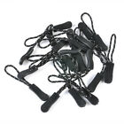 20pcs Edc Outdoor Zipper Pulls Slider Cord Rope Puller Ends Lock Buckle For Bag