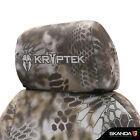 Kryptek Banshee Camo Neosupreme Tactical Front Seat Covers For Chevy Silverado