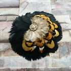 Hot 1pcs Feathers Pad Diy Hair Accessories Feather Boa Goose Feather For Craft