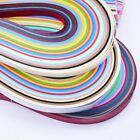 Paper Quilling Strips Set 260 Strips 26 Colors 35710mmx54cmpack Of 4 Sets