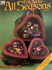Various Tole Painting Books By Rosemary West All Seasons - Your Pick