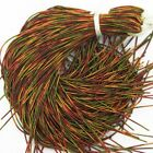 French Wire Bullion For Embroidery And Jewelry Making Matte Finish