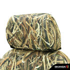 Coverking Mossy Oak Shadow Grass Blades Camo Seat Covers For Dodge Ram