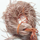 French Wire Bullion Cut Finish For Embroidery And Jewelry Making