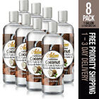 Fractionated Coconut Oil 100 Pure Natural Cold Pressed Carrier Massage Oil