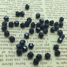 Free Shipping 100-1000pcs Austria Crystal 4mm 5301bicone Beads You Pick Color