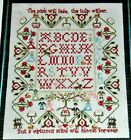 The Drawn Threadlilybetthreads Of Gold Samplers Charted Cross Stitch Patterns