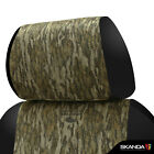 Coverking Mossy Oak Bottomland Camo Seat Covers For 2016-2019 Toyota Tacoma