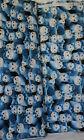 Benartex Fabric Cat I Tude Quilting Cotton By The Yard Blue