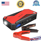 Dbpower 600a 18000mah Portable Car Jump Starter Battery Booster - Phone Charger
